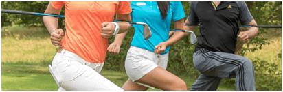 healty golf